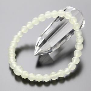 数珠ブレスレット グリーンオニキス 約6ミリ