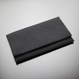 数珠袋/数珠入れ 紬≪黒≫|nenjyu