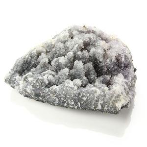 ホワイトアメジストクラスター ウルグアイ産 約1009グラム 原石 パワーストーン|nenjyu