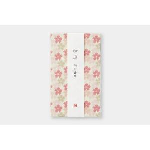 お線香 和遊 桜の香り 平箱 カメヤマ|nenjyu