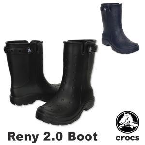 クロックス(CROCS) レニー 2.0 ブーツ(reny ...