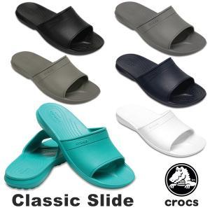 c3d72effc7f752 クロックス crocs クラシック スライド classic slide メンズ レディース 男性用 女性用 サンダル シューズ[BB]