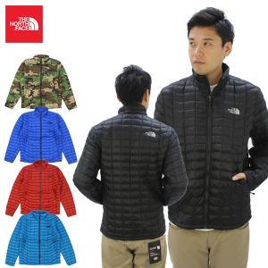 ザ・ノース フェイス THE NORTH FACE Men's Thermoball Jacket ...