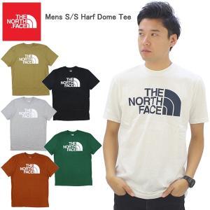 ザ・ノースフェイス THE NORTH FACE Mens S/S Harf Dome Tee メン...
