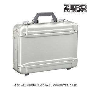 ゼロハリバートン(ZERO HALLIBURTON) ジオ アルミニウム 3.0 (Small Computer Case)アタッシュ ケース/ブリーフケース