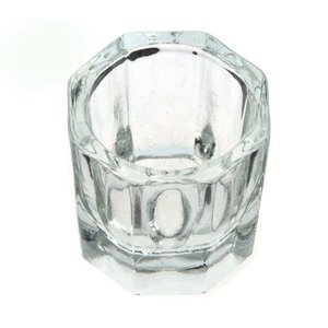 ジェルネイル ダッペンディッシュ グラスディッシュ 筆洗い ガラス容器 ジェルネイル用品 ガラス容器|neocolle