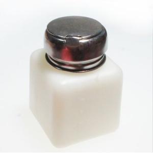 ジェルネイル リムーバーディスペンサー 4oz [宅配便] プロ用 除光液入れ アセトン容器 除光液ボトル メンダポンプ仕様|neocolle