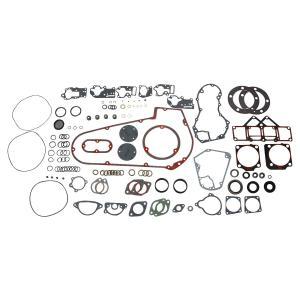 世界でも屈指のガスケットメーカー「JAMES」のガスケットキットです。エンジン関係の全てのガスケット...