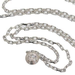 (カルティエ)Cartier ディアマンレジェ ダイヤ ネックレス K18WG 箱ギャラ|neonet05