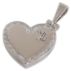 (ヴィトン)Vuitton パンダンティフ クール ハート チャーム トップ K18WG