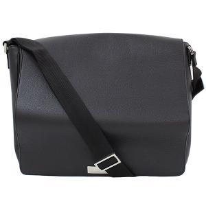 (カルティエ)Cartier パシャ レザー メッセンジャー バッグ 黒 袋|neonet05