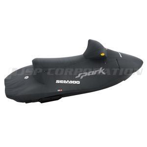 COVER SPARK 2UP アジャスタブルライザー付モデル ブラック|neonet