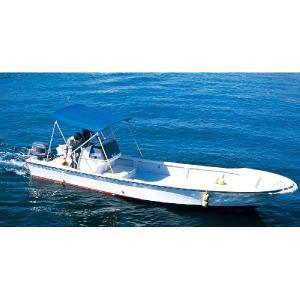 REGAR(リガー) デッキオーニング ビミニトップ オーニング ボート