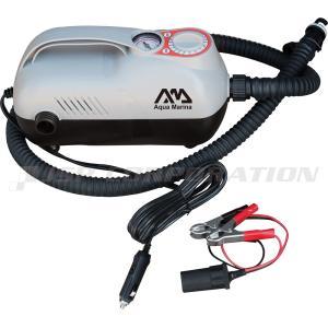 電動ポンプ スーパーエレクトリックポンプ SUP インフレータブル スタンドアップパドルボード 用 アクアマリーナ/AQUA MARINA|neonet
