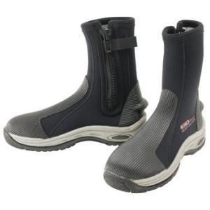エボ ブーツ ブラック 6(24cm) neonet