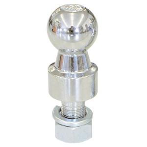 2インチロングヒッチボール 首下25mm スチール シャフト径25mm neonet