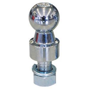 2インチロングヒッチボール 首下23mm ステンレス シャフト径25mm neonet