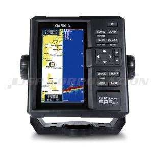 6型 GPSMAP 585 Plus GPS連動 振動子なし|neonet