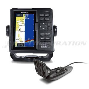 ガーミン 魚探 GPSMAP 585 Plus GPS連動 GT20-TM振動子セット|neonet