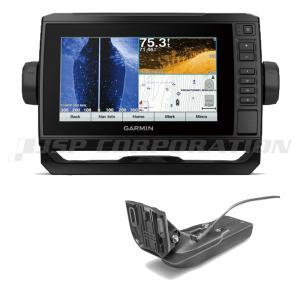 ガーミン 魚探 エコマッププラス 75cv 7インチ GPS連動 GT22HW-TM振動子セット|neonet