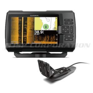 7型GPS連動CHIRP魚探 STRIKER Plus 7sv GT20-TM振動子セット|neonet