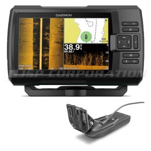 7型GPS連動CHIRP魚探 STRIKER Plus 7sv GT52HW-TM振動子セット|neonet