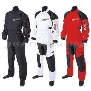 ドライスーツ メンズ/ウィメンズ エボリューション スモールジッパー付き ソックスタイプ J-FISH / ジェイフィッシュ ジェットスキー ウェイクボード 防寒|neonet