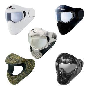 セーブフェイスマスク SUM2 ゴーグル プロテクター スカル/混合色タイプ ジェットスキー マリンスポーツ|neonet