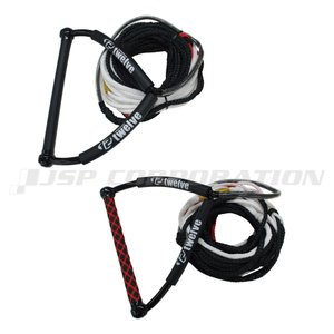 ウェイクハンドル&ライン ウェイクボード ハンドル ロープ セット 22.5m(75ft=60+5+5+ハンドル5)|neonet