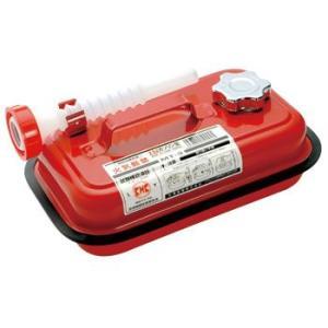 ■容量:2.5L ●長期保管時は、中のガソリンを抜いてください。サビの原因となります。