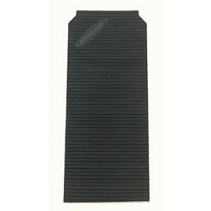 デッキマットキット(テープ付き) 550SX Cut Groove Black 1PCS neonet