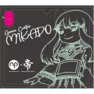 【iPhone用】ミカドちゃんスマホカバー(ネオンサイン)|neophililabo