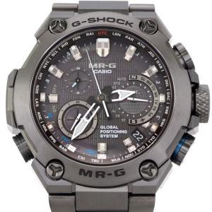 カシオ CASIO Gショック G-SHOCK MRG-G1000B-1AJR GPSハイブリット/...