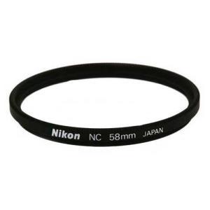 Nikon ニュートラルカラーフィルターNC 58mm NC-58|neosheep
