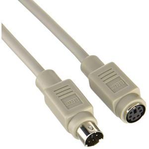 エレコム PS/2キーボード・マウス延長ケーブル 1.5m KEK-P215|neosheep