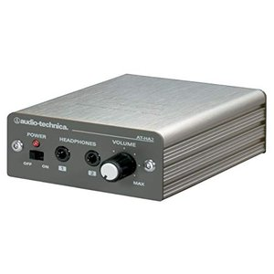 audio-technica ヘッドホンアンプ AT-HA2|neosheep