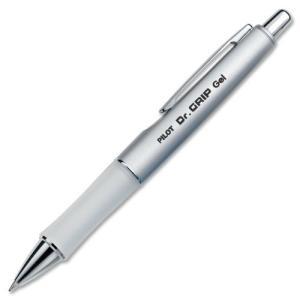 【逆輸入品】パイロット ドクターグリップ Dr. Grip ゲル Gel ゲルインク ボールペン リミテッド 黒 0.7mm (細字) プラチナ neosheep