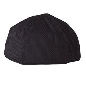 (ロゴス)LOGOS 汗取り帽子ブラック 55120719|neosheep