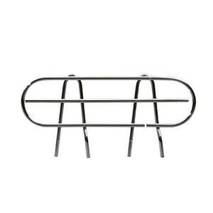 ルミナス ポール径25mm用パーツ 機能性アップパーツ サポート柵(こぼれ防止) 奥行35.5cm棚用 幅29×高さ11cm 25SB035|neosheep