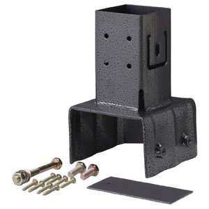 タカショー(Takasho) ラティス用柱固定金具15cmブロック用|neosheep