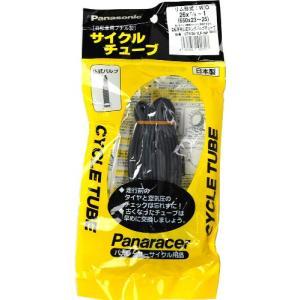 パナレーサー(Panaracer) 日本製 チューブ [W/O 26x7/8-1(650x23-25C)] 仏式ロングバルブ(48mm) 0TW26-|neosheep