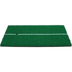ライト(LITE) ゴルフ練習用マット シバーマット ラバースポンジ付 135 M620|neosheep