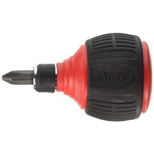 アネックス(ANEX) ラチェットドライバー スタービー ミニスタ60 No.306-D|neosheep