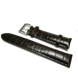 〔セイコー〕SEIKO 時計バンド アルピニスト専用バンド こげ茶 メンズ 20mm SARB017純正バンド neosheep