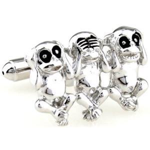 MFYS Jewelry モンキー 猿 カフス 【専用収納ケース付き】|neosheep