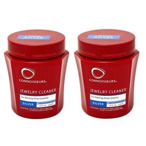 [コノシュアー]CONNOISSEURS シルバー製品専用クリーナー トレイ付き シルバー洗浄 2個セット|neosheep