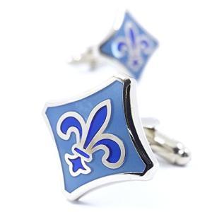 MFYS Jewelry ユリの紋章 百合 カフス 【専用収納ケース付き】|neosheep