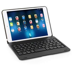 iPad mini/ipad mini2/ ipad mini3 兼用Bluetoothキーボードケース 一体型 ワイヤレスキーボードカバー スタンド|neosheep