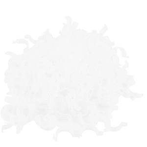 Pssopp 100個 接木クリップ 植物クリップ プラントクリップ 園芸用クリップ 接ぎ木用ホルダー グラフトクリップ クリップ式 接木フレンド 園 neosheep
