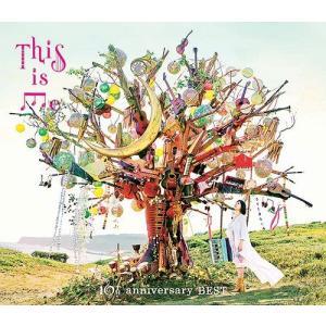 ※ゆうメール利用不可※/デビュー10周年を記念したベストアルバム! 10年間でリリースしたシングル曲...